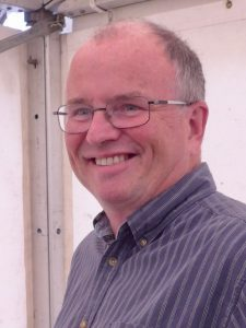 Graham Yule - one of our trustees