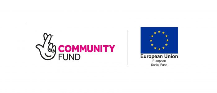 community fund/eu logo
